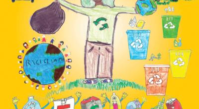 Save the World_Il calendario 2021 La raccolta differenziata giorno per giorno