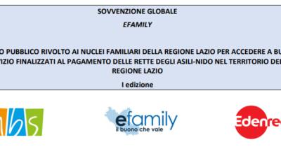 Regione Lazio_Bonus Asilo Nido