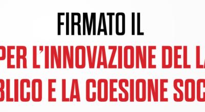 Patto per l'innovazione del lavoro pubblico e l'inclusione sociale