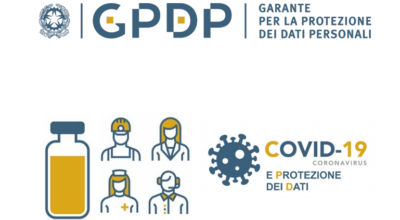 Garante della privacy – Vaccinazioni sul luogo di lavoro