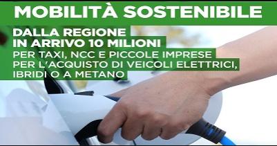 Regione Lazio – Mobilità sostenibile