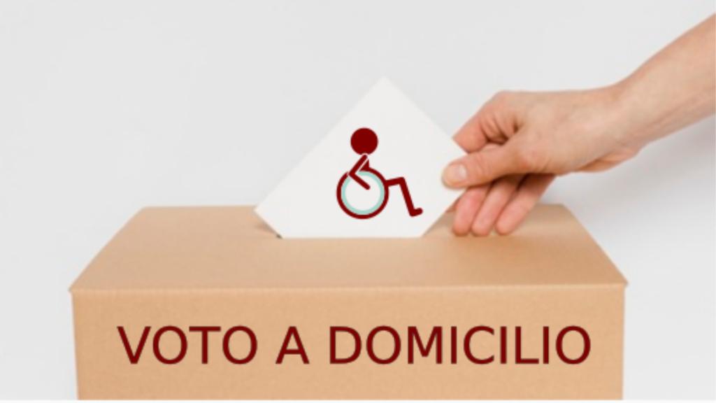Voto domiciliare per elettori affetti da infermità