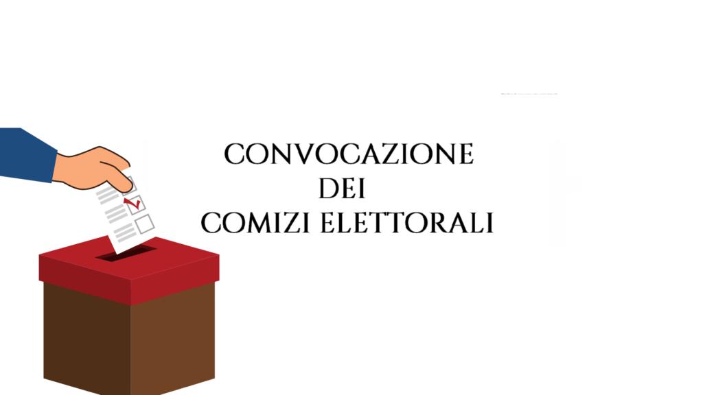 Convocazione dei comizi elettorali